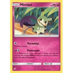 Mimiqui 112/181 PV70 Carte...