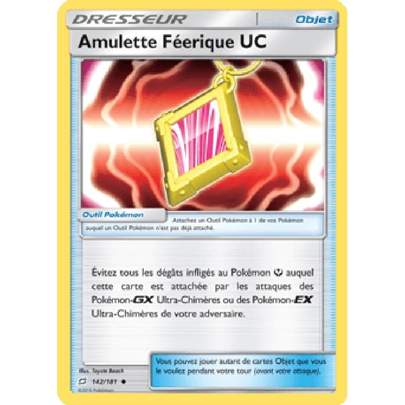 Amulette Féerique UC 142/181 Carte Pokémon™ Dresseur Neuve VF
