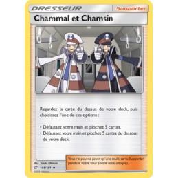 Chammal et Chamsin 144/181...