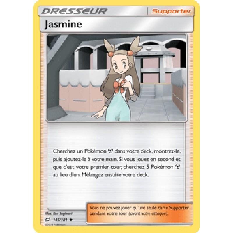 Jasmine 145/181 Carte Pokémon™ Dresseur Neuve VF