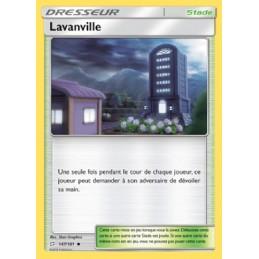 Lavanville 147/181 Carte...