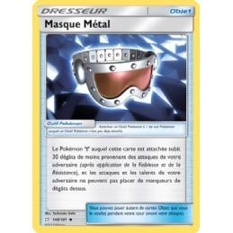 Masque Métal 148/181 Carte...
