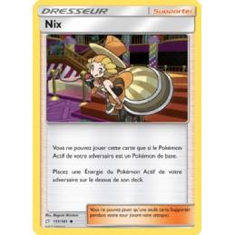 Nix 151/181 Carte Pokémon™...