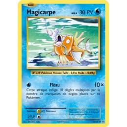 Magicarpe 33/108 PV30 Carte...