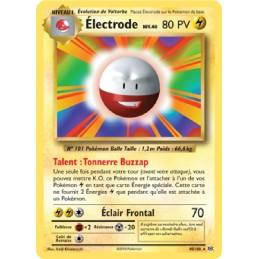 Electrode 40/108 PV80 Carte...
