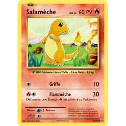 Salamèche 9/108 PV60 Carte...