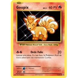 Goupix 14/108 PV60 Carte...