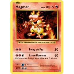 Magmar 20/108 PV80 Carte...