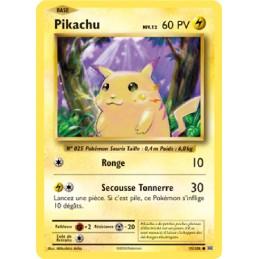 Pikachu 35/108 PV60 Carte Pokémon™ commune Neuve VF
