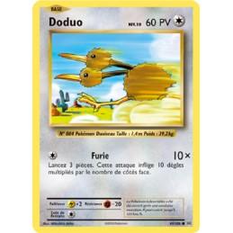 Doduo 69/108 PV60 Carte...