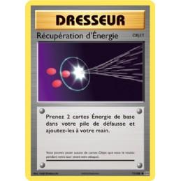 Récupération d'Énergie...