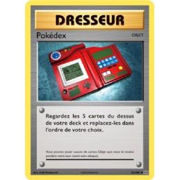 Pokédex 82/108 Carte...