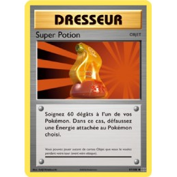 Super Potion 87/108 Carte...