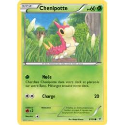 Chenipotte 3/108 PV60 Carte...