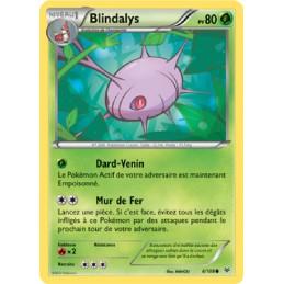 Blindalys 6/108 PV80 Carte...