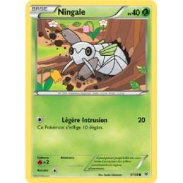 Ningale 9/108 PV40 Carte...