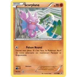 Scorplane 36/108 PV70 Carte...