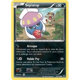 Sepiatop 41/108 PV50 Carte...
