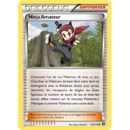 Ninja Amateur 103/114 Carte...
