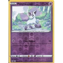 Ponyta de Galar 81/202 PV70 Carte Pokémon™ reverse commune Neuve VF