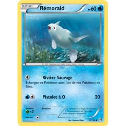Rémoraid 31/162 PV60 Carte...