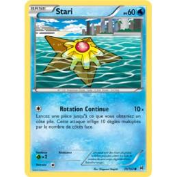 Stari 29/162 PV60 Carte Pokémon™ commune neuve VF