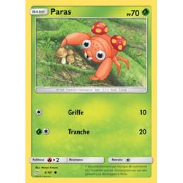 Paras 6/181 PV70 Carte...