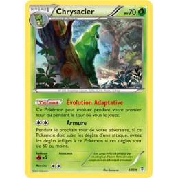 Chrysacier 4/83 PV70 Carte Pokémon™ peu commune neuve VF