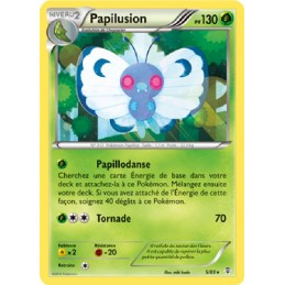 Papilusion 5/83 PV130 Carte...