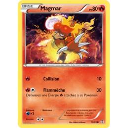 Magmar 16/83 PV80 Carte...