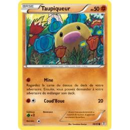 Taupiqueur 38/83 PV50 Carte...