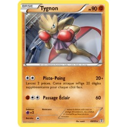 Tygnon 48/83 PV90 Carte Pokémon™ rare neuve VF