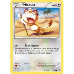 Miaouss 53/83 PV60 Carte...