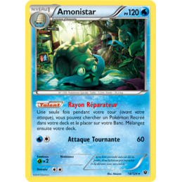 Amonistar 18/124 Carte rare