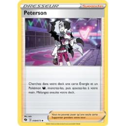 Peterson 58/73 Carte...