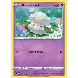 Doudouvet 75/185 PV60 Carte...