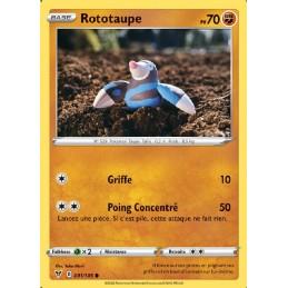 Rototaupe 91/185 PV70 Carte...