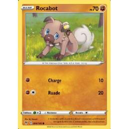 Rocabot 94/185 PV70 Carte...