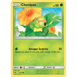 Chenipan 1/147 PV50 Carte...