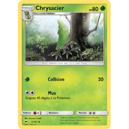 Chrysacier 2/147 PV80 Carte...