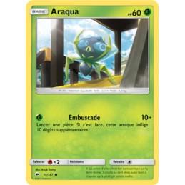Araqua 14/147 PV60 Carte...