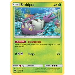Sovkipou 16/147 PV70 Carte...