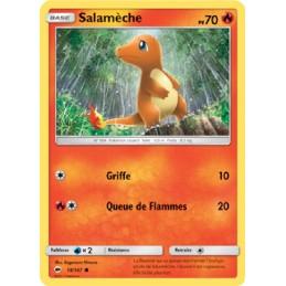Salamèche 18/147 PV70 Carte...