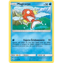 Magicarpe 32/147 PV30 Carte...