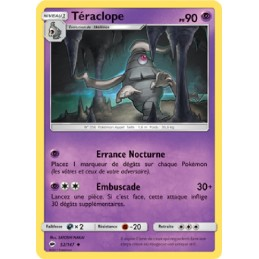 Téraclope 52/147 PV90 Carte...