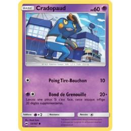 Cradopaud 54/147 PV60 Carte...
