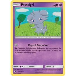 Psystigri 59/147 PV60 Carte...