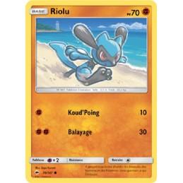 Riolu 70/147 PV70 Carte...