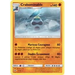 Crabominable 74/147 PV140...