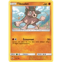 Tiboudet 77/147 PV80 Carte...